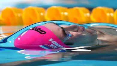 مسابقات قهرمانی شنا