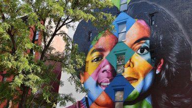 هنرمند خیابانی