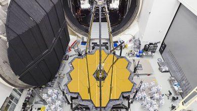 قوی ترین تلسکوپ دنیا در ناسا /تصاویر