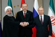 اجلاس تهران