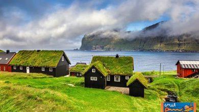 بامهای سبز اسکاندیناوی