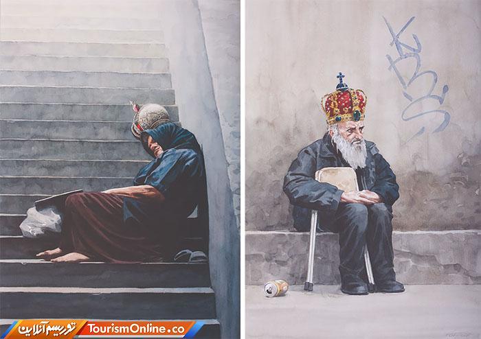 هنر نقاشی فیگوراتیو