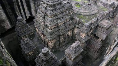 معبد «کایلاسا»