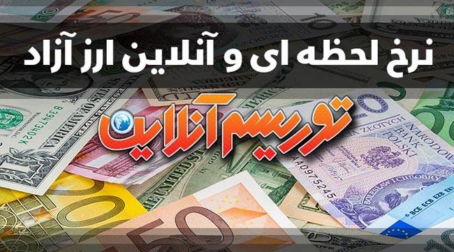 نرخ لحظه ای و آنلاین ارز آزاد؛کشورهایی که ایرانیان برای سفر و تجارت انتخاب می کنند