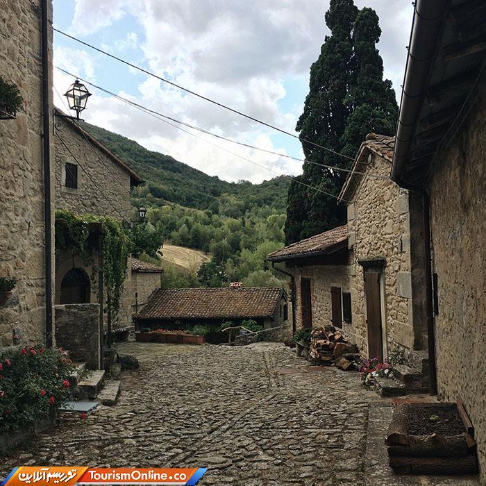روستای قرون وسطی