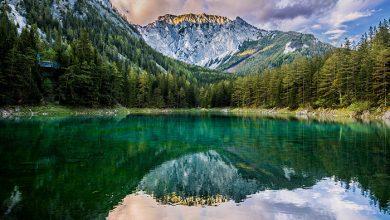 دریاچه سبز