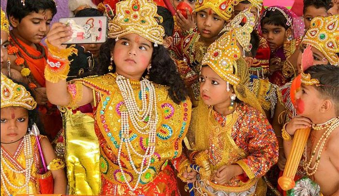 کودکان هندی