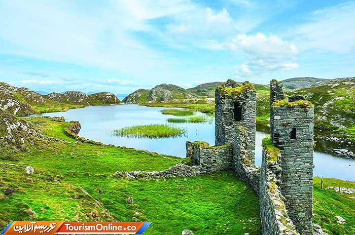 قلعه های سلتیک