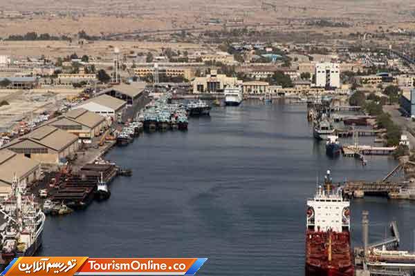 راهاندازی خط دریایی بندر جاسک به بندر سویق عمان