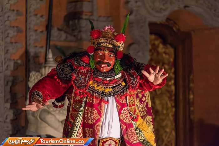 رقصهای سنتی بالی