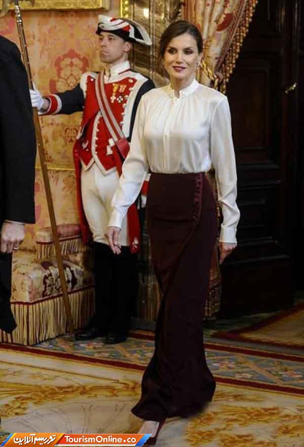 لتیسیا ملکه اسپانیا،
