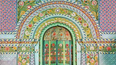 معماری اصیل ایرانی