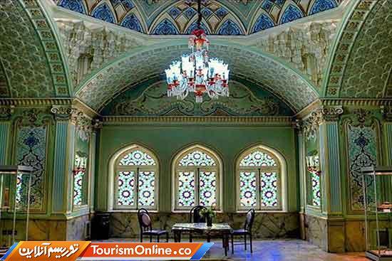 موزه قصر آیینه یزد