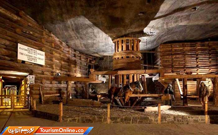 معدن نمک ویلیچکا