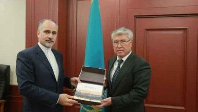 وزیر فرهنگ و ورزش قزاقستان