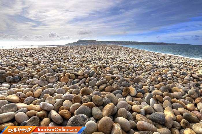 سواحل سنگ ریزه ای