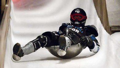 ورزشهای زمستانی