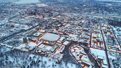 برفی ترین شهرهای دنیا