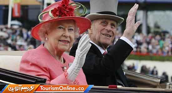 همسر ملکه بریتانیا