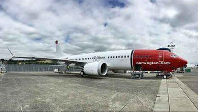 هواپیمای نروژیها