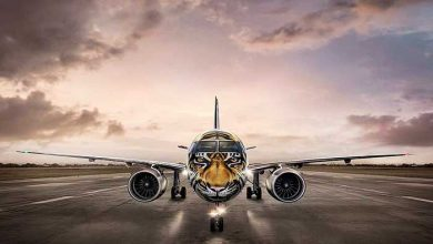 نقاشی هواپیما