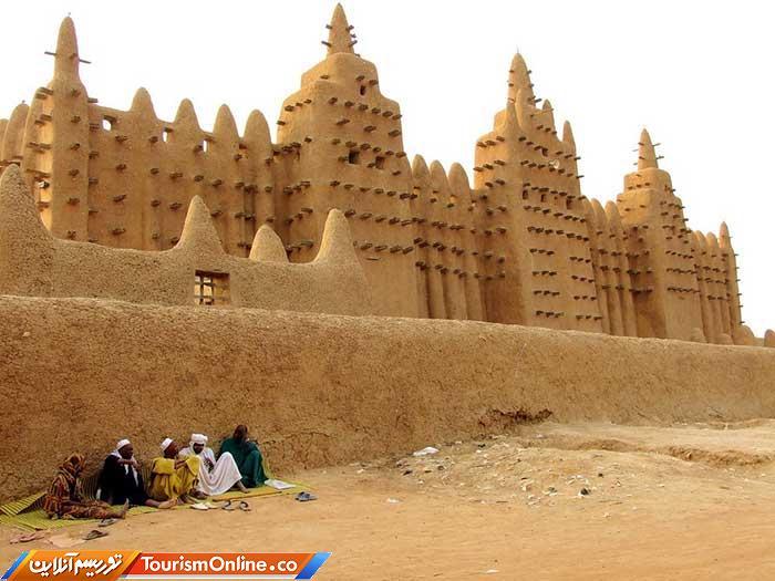 معماری مساجد
