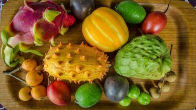 عجیب ترین میوه