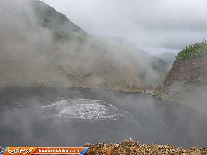 دریاچه جوشان