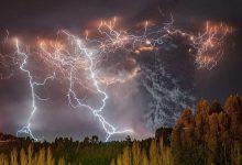 فوران های آتشفشانی