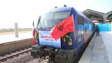 راه آهن قزوین- رشت