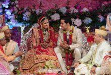 ازدواج آکاش آمبانی