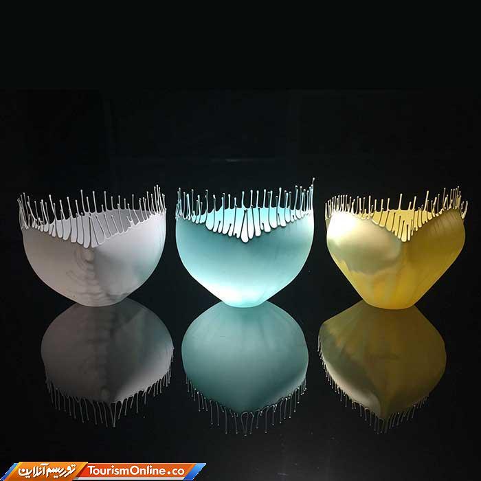 سرامیک های شیشه ای
