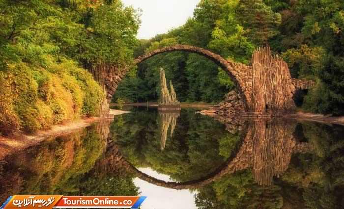 پل راکوتز در آلمان