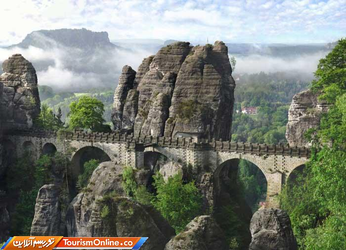 پل «باستای» آلمان