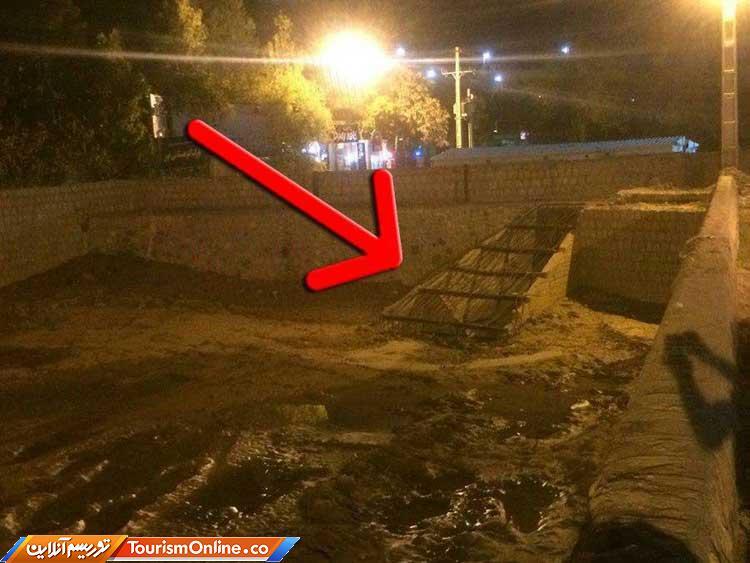 عمق فاجعه سیل شیراز اینجا بود؛ خطر هنوز هست/ عکس