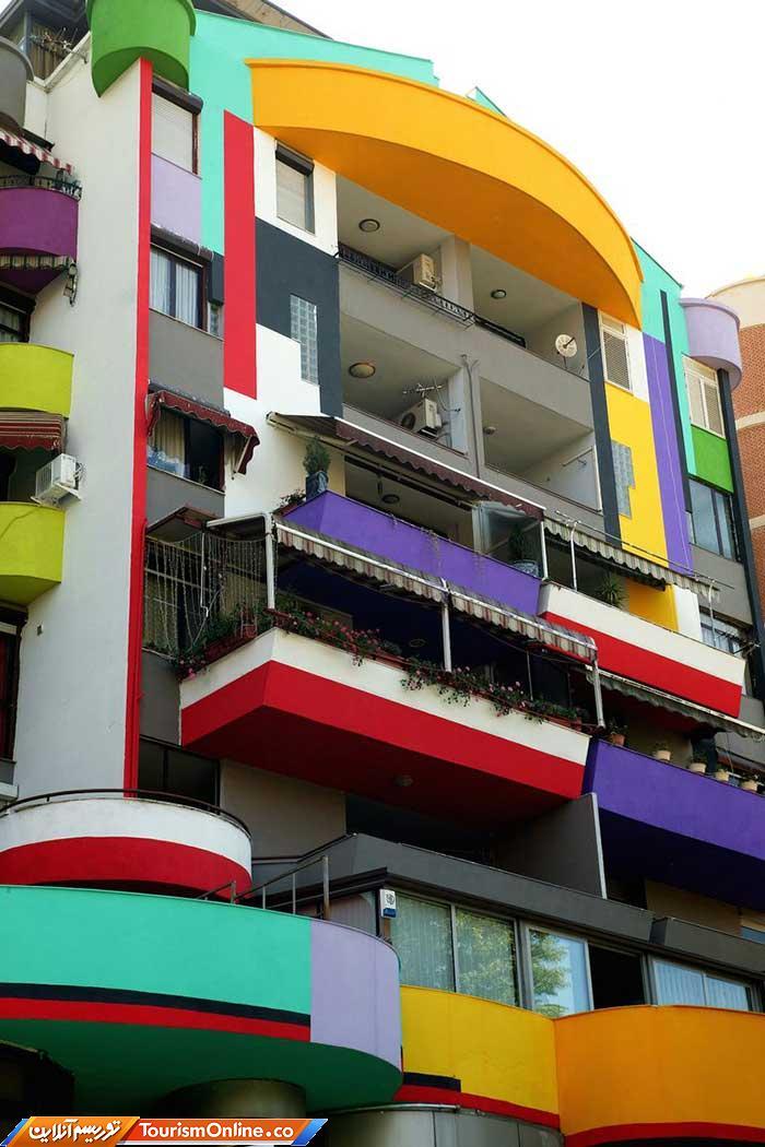 شهرهای رنگی