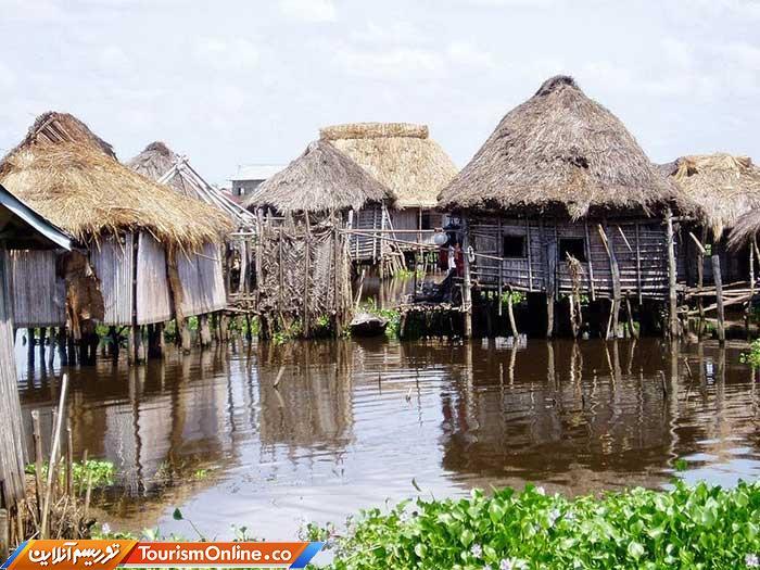 روستای گانویه