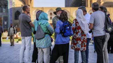 سفر گردشگران به ایران