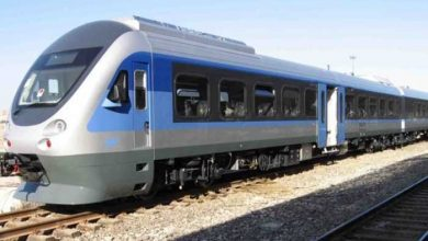 بلیت قطار مسافری