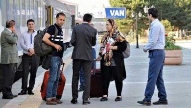 قطار تهران وان