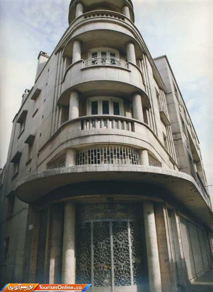 ساختمان جیپ