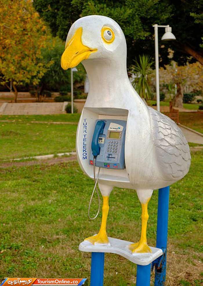 باجه تلفن عمومی