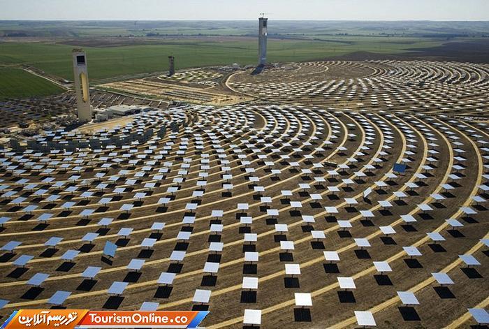 برج های خورشیدی