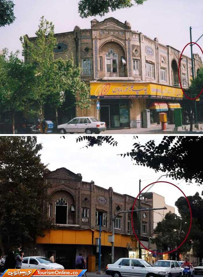 عمارت تاریخی تابان