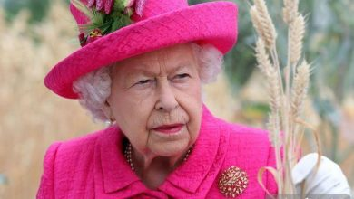 ملکه الیزابت