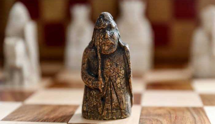 مهرههای شطرنج