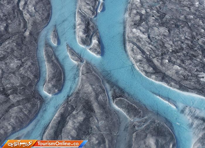 موج گرما در گرینلند