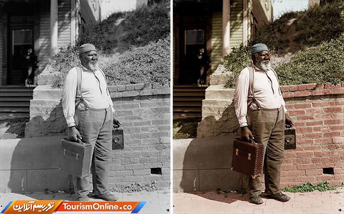 عکسهای تاریخی و قدیمی
