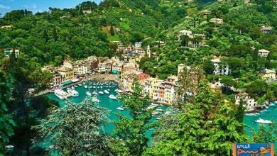 دهکده زیبای ایتالیا