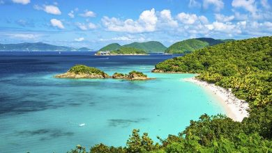 جزایر ناشناخته